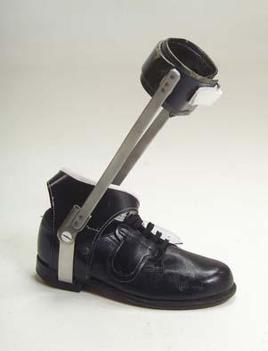 Medial Heel Shoe Insert Leather